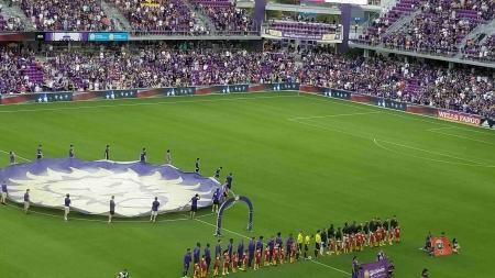 Orlando City SC V.s D.C United