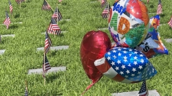 Sights and Sounds at Florida National Cemetery